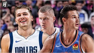 Oklahoma City Thunder vs Dallas Mavericks - Full Highlights | October 14, 2019 | 2019 NBA Preseason