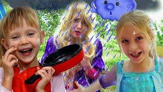 Настя и друзья играют с Маргаритой - сборник лучших серий для детей