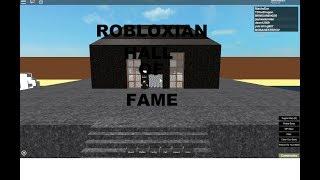 Robloxian Hall of Fame| Roblox Sandbox (2)