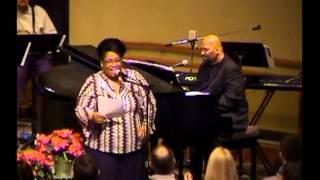 Jearlyn and Billy Steele-MLK Jr Celebration-1-13-2013