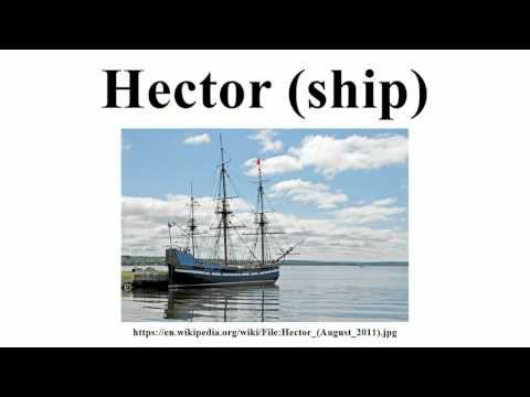 Hector (ship)