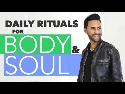 Daily Rituals for the Body & Soul - Detox Expert Dhru Purohit - BEXLIFE
