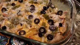 Green Chili Chicken Enchiladas - Ep. 1