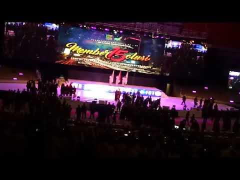 ACARA ANNIVERSARY K-LINK KE 15 DI SENTUL INTERNATIONAL CONVENTION CENTER JAKARTA DISK # 5