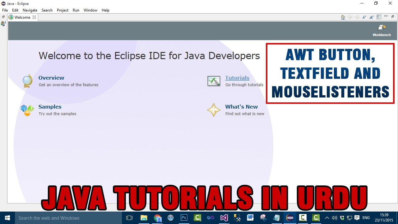Java applet tutorial in urdu awt button textfield and java applet tutorial in urdu awt button textfield and mouselisteners 22 baditri Gallery