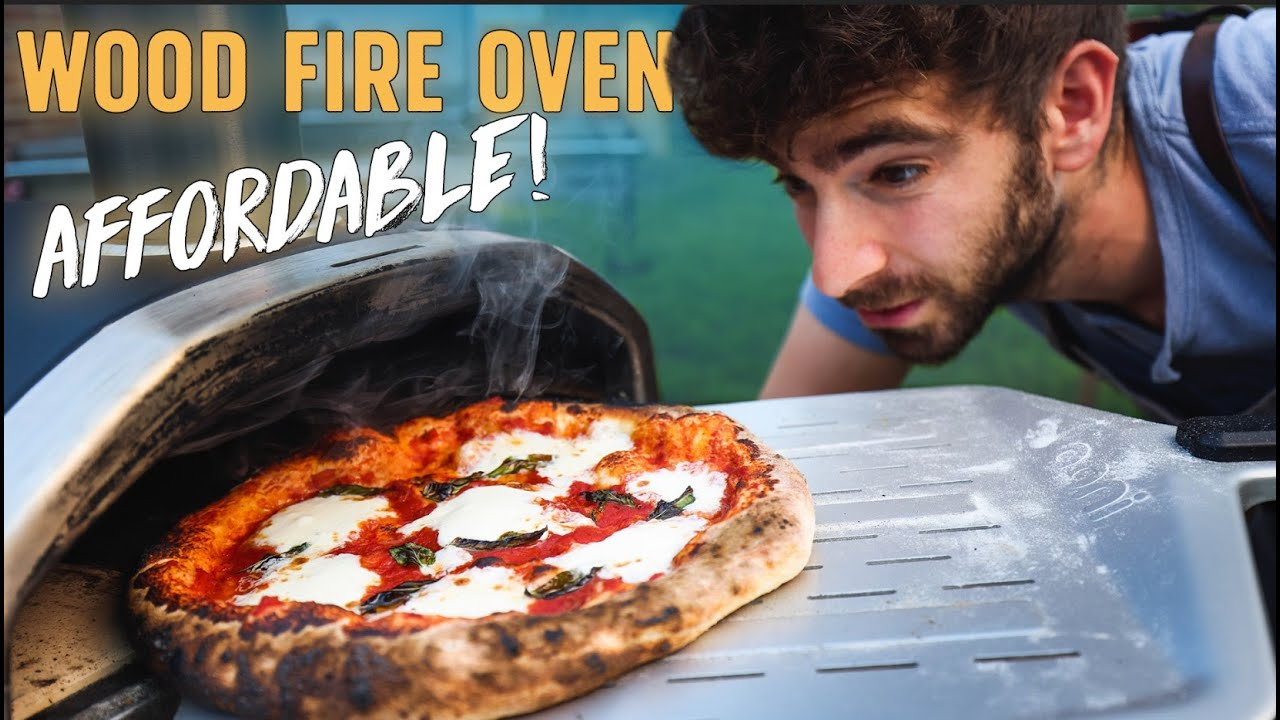 There's been a revolution in home pizza makers....