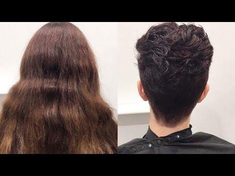 CUTTING MY HAIR OFF FOR CHARITY || AllyshiaV