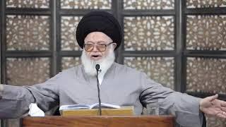 السيد عبدالله الغريفي - موارد الغيبة الجائزة