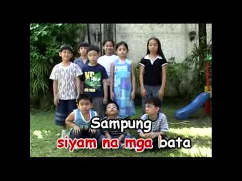 Malulusog Na Bata (karaoke)