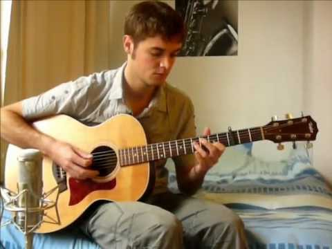 Never Grow Old - Andy Mckee (cover)
