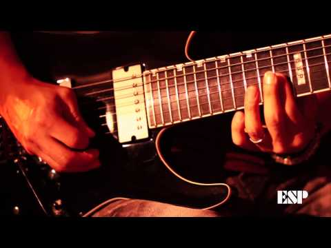 ESP Guitars: E-II HORIZON FR-7 Demonstration featuring ISAO