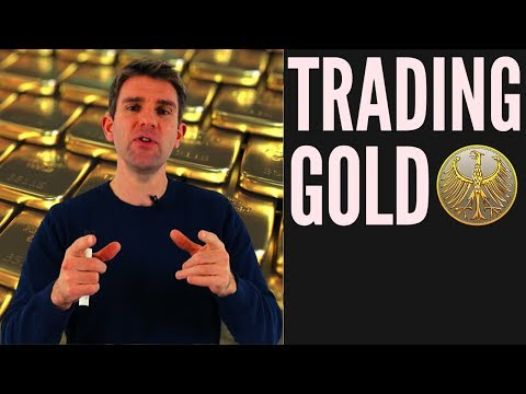 TRADING THE GOLD PRICE! 🌟