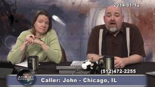 Matt Dillahunty - You are ok with using human bodys as incubators? - Atheist Experience