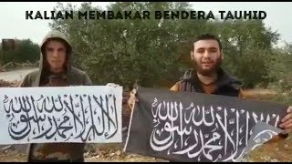 Download Video Amarah Umat Islam Seluruh Dunia Pasca Pembakaran Bendera Tauhid oleh Banser MP3 3GP MP4