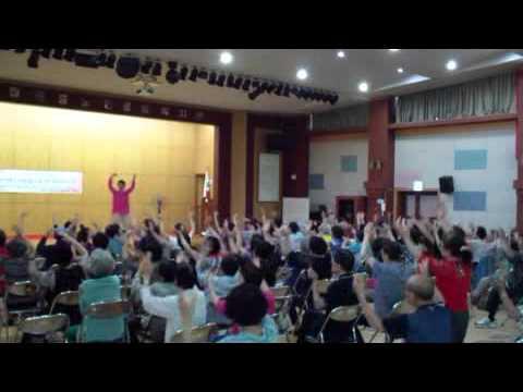 민요레크댄스,웃음과 실버체조가 함께하는 노인생활안전교육,오소미강사oHo Entertainment  & 국제행복미래연구소[전국대표1800-1332]