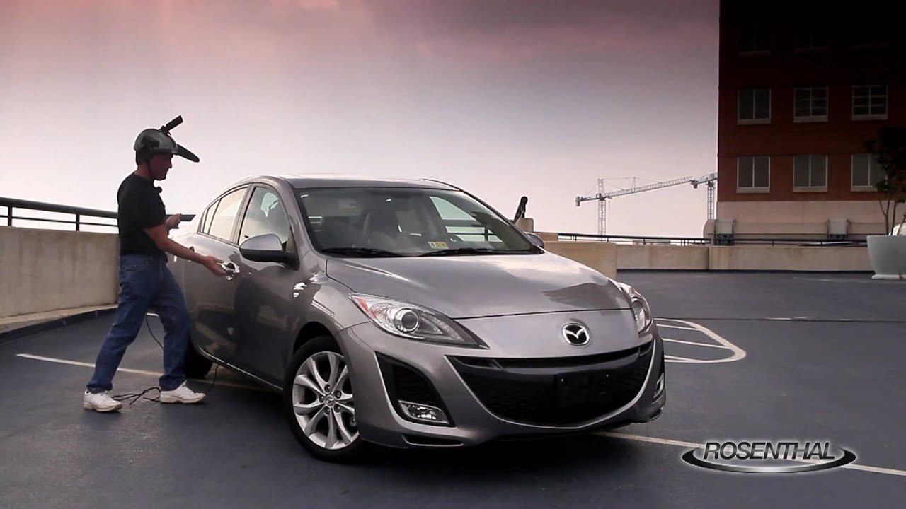 2010 mazda 3 test drive review youtube. Black Bedroom Furniture Sets. Home Design Ideas