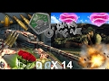 "watch he video of (High-caliber ammo M4 RAILGUN)! - Let's Play TankiOnline #127 ""Happy Valentine's Day"""