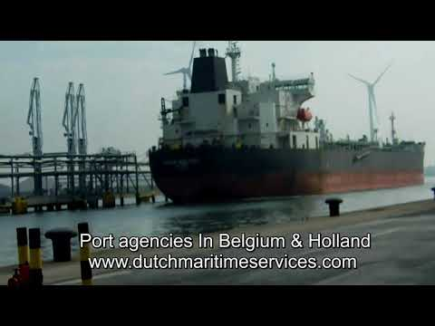 Dutch Maritime Services Port Agency