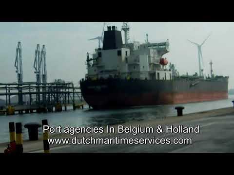 Dutch Maritime Services Port Agency