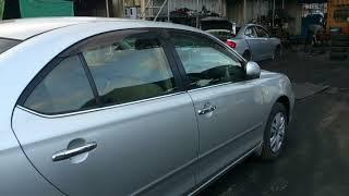 Видео-тест автомобиля Toyota Premio (Azt240-5000412, 1AZ-FSE, серебро, 2003 г.)