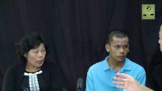 PHILIPPINES/HONG KONG: Injured Filipino worker sought accident compensation (part 2)