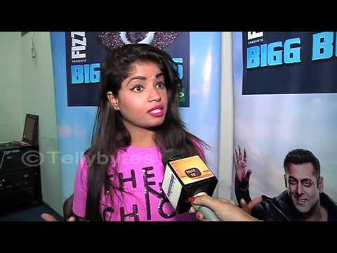 Bigg Boss 10 - Lokesh says her eviction was UNEXPECTED