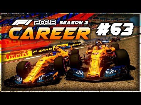 F1 2018 Career Mode Part 63: CHAMPIONSHIP DECIDER! SEASON FINALE!