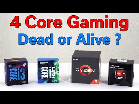 4 Core Gaming — Dead Or Alive ??? — 12 Games Benchmarked