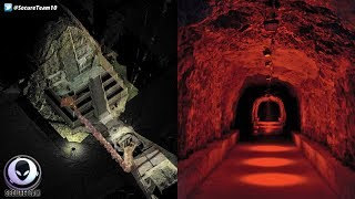 "Tunnel To ""UNDERWORLD"" Found Beneath Mexican Pyramid!"