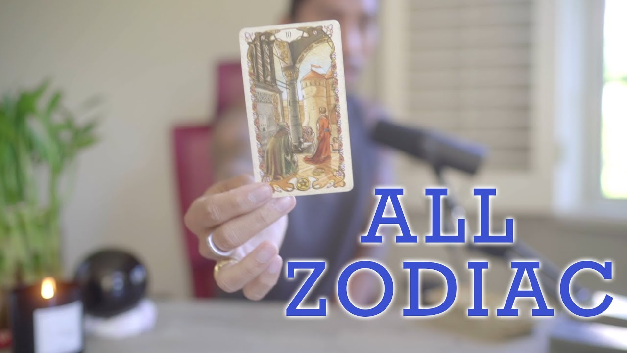 "SOULMATE READING - ""BREAKING A KARMIC CYCLE/WALKING INTO ABUNDANCE"" ALL ZODIAC TAROT READING"