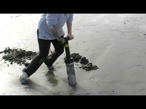 Clamhawk Razor Clam Gun - voted BEST on the beach!