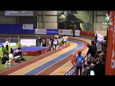 Campeonato de Portugal PC - Bruno Silva 800 Metros