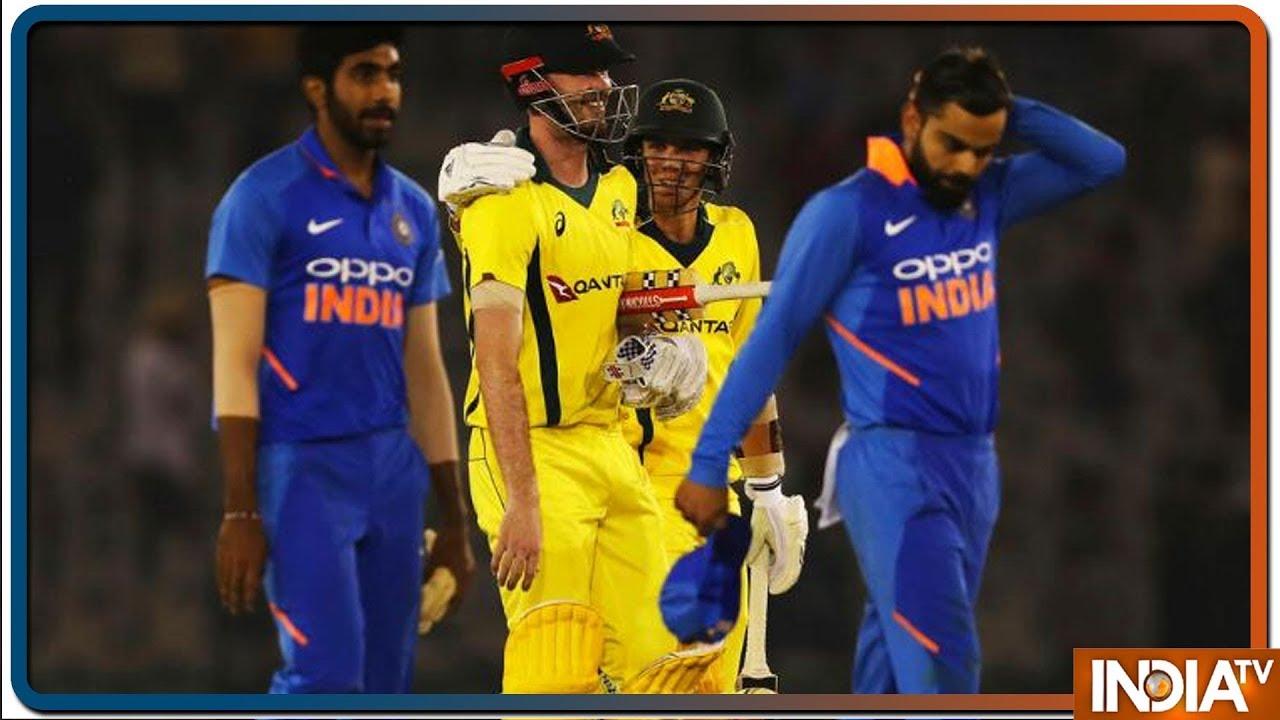 Why did India lose against Australia in Mohali despite scoring 350 plus? Cricket Ki Baat
