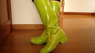 長靴大好きっ!  RAINBOOTS 3
