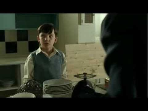 the boy in the striped pajamas clip the boy in the striped pajamas clip