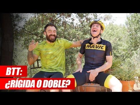 BTT: ¿Rígida o Doble?