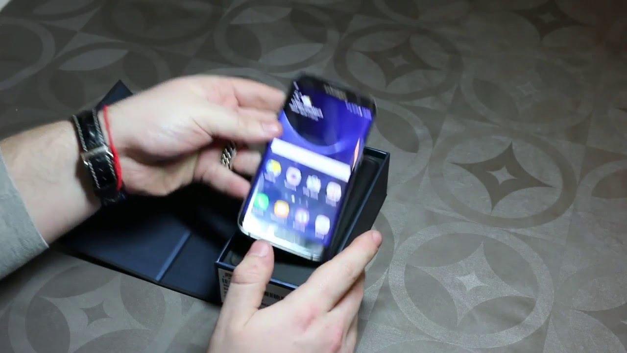 Samsung galaxy s7 edge unboxing deutsch 4k youtube - Samsung Galaxy S7 Edge Unboxing Deutsch German