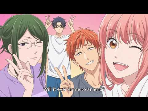 Wotaku Ni Koi Wa Muzukashii Op But Only The Best Part