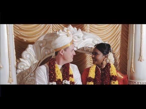 Tamil wedding ceremony: Christian & Kajaledchumy - YouTube