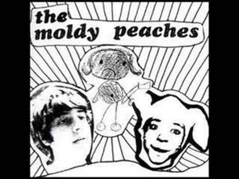the moldy peaches - anyone else but you