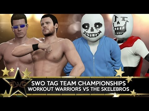 Download Youtube: Smart Way Out - Workout Warriors vs The Skelebros! (SWO TAG CHAMPIONSHIPS)