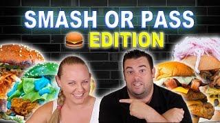 SMASH or PASS? BURGERS Edition OMG!