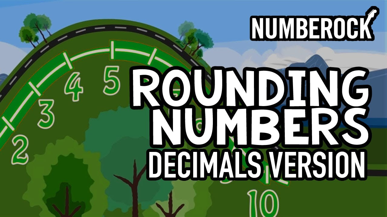 hight resolution of Rounding Decimals (videos