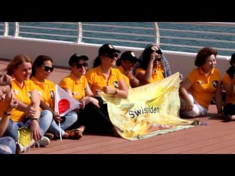 Swissgolden Winter Leadership Cruise 2016  Dubai Together with Kseniya Kreger