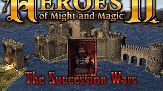 Heroes of Might and Magic 2: The Succession Wars (Archibald campain) [storyline]