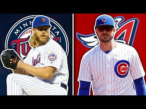 7 MLB Dream Trades That Might Happen In 2020
