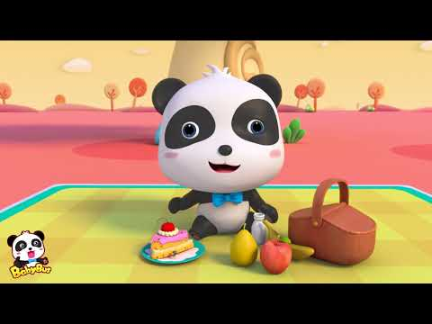 Thumbnail: Baby Panda Goes Outside | Kids Outdoor Activities| Animation Collection For Babies | BabyBus
