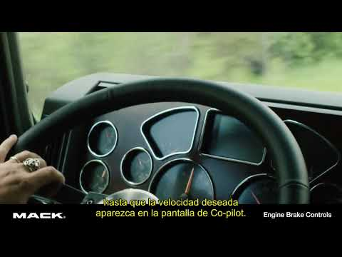 Engine Brake Controls Legacy - (Spanish)