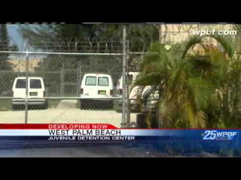 Palm Beach Regional Juvenile Detention Center