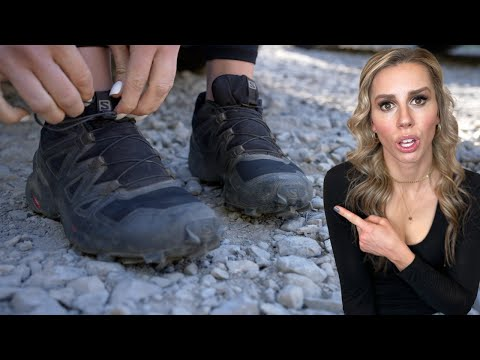 The Best HIKING SHOES For Women!